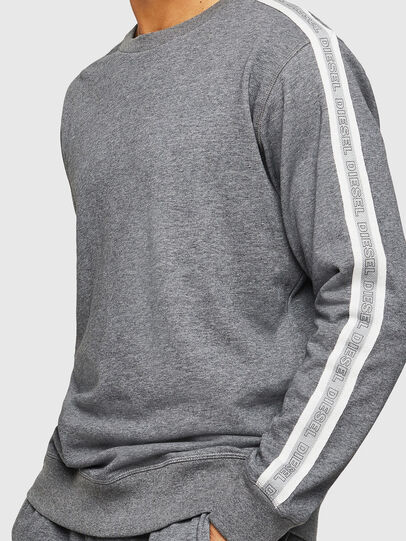 Diesel - UMLT-WILLY, Grey - Sweaters - Image 4