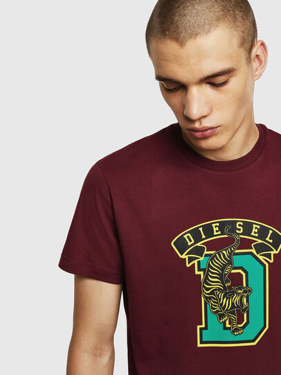 Diesel - T-DIEGO-B4,  - T-Shirts - Image 3