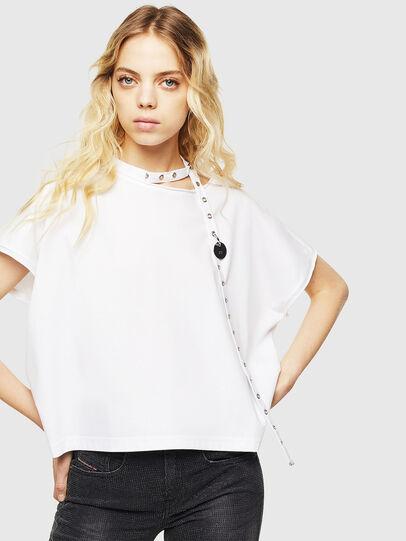 Diesel - T-JALA, White - T-Shirts - Image 1