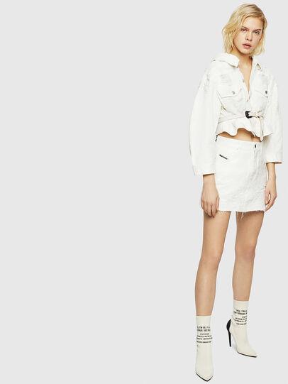 Diesel - DE-JODY,  - Skirts - Image 5