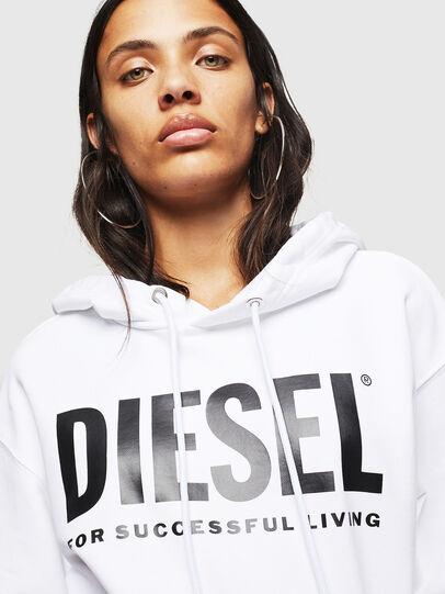 Diesel - D-ILSE-T, White - Dresses - Image 3
