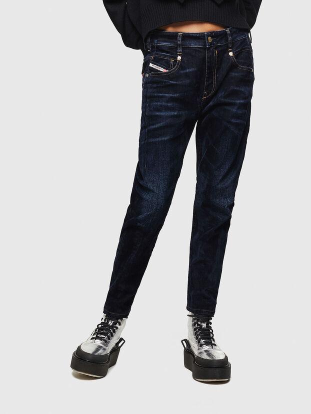 Fayza 0091U, Dark Blue - Jeans