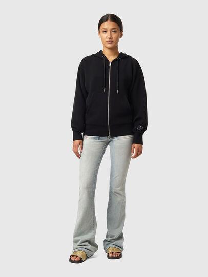 Diesel - F-LYMMY-C.C, Black - Sweaters - Image 4