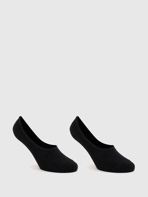 SKM-HIDEPAT-TWOPACK, Black - Socks
