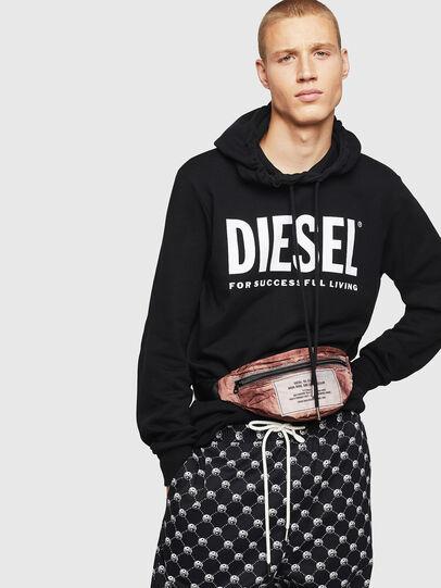 Diesel - BELTPAK, Brown - Belt bags - Image 7