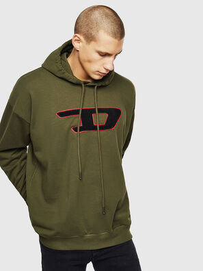 S-DIVISION-D, Military Green - Sweaters