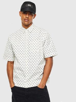 S-ATWOOD-B, White - Shirts