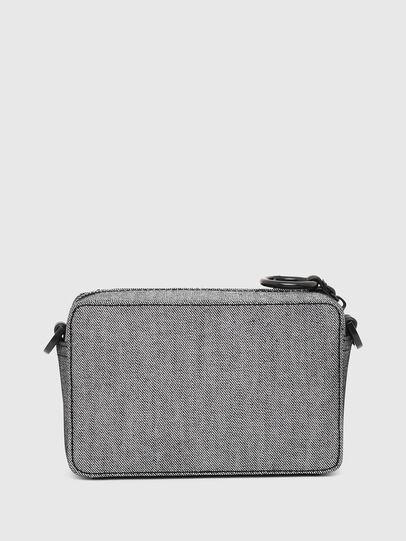 Diesel - ROSA', Grey - Crossbody Bags - Image 2