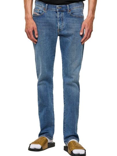 Diesel - D-Mihtry 009ZR, Light Blue - Jeans - Image 1