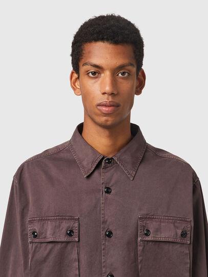 Diesel - S-HOBART, Violet - Shirts - Image 3