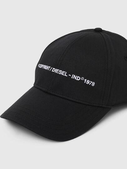 Diesel - COMIXI, Black - Caps - Image 4