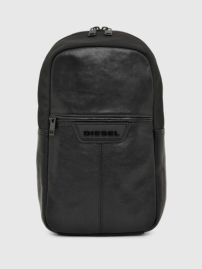 Diesel - F-SUSE MONO MR, Black - Crossbody Bags - Image 1