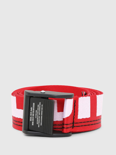 Diesel - B-MASER, Fire Red - Belts - Image 1