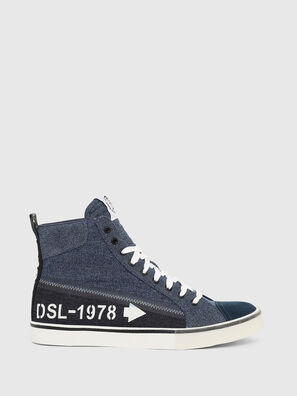 S-DVELOWS MID, Blue Jeans - Sneakers