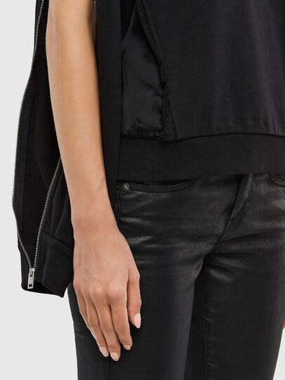 Diesel - D-Ollies JoggJeans® 069QJ, Black/Dark grey - Jeans - Image 6