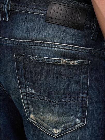Diesel - Thommer JoggJeans® 009KI, Dark Blue - Jeans - Image 4