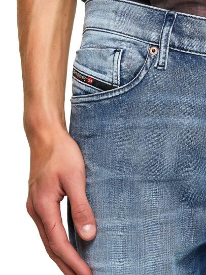 Diesel - D-Fining 009NS, Light Blue - Jeans - Image 3