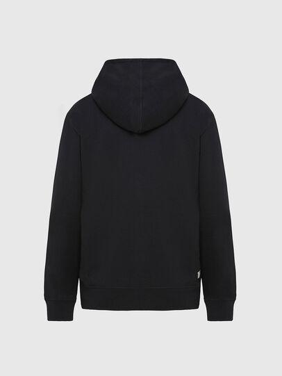 Diesel - UMLT-BRANDON-Z, Black - Sweaters - Image 2