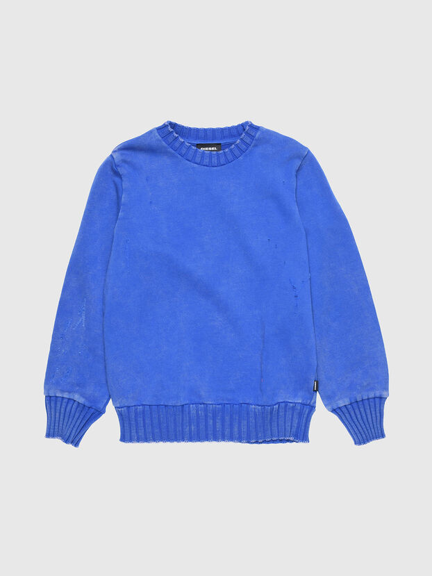 SBAYZJ, Brilliant Blue - Sweaters