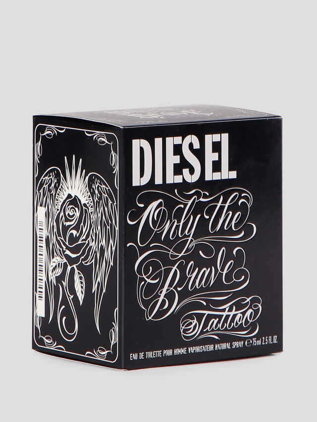 Diesel ONLY THE BRAVE TATTOO 75ML, Generic - Only The Brave - Image 4