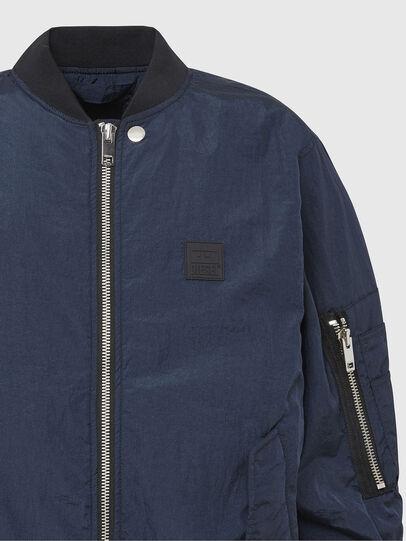 Diesel - J-DUST-KA, Dark Blue - Jackets - Image 3