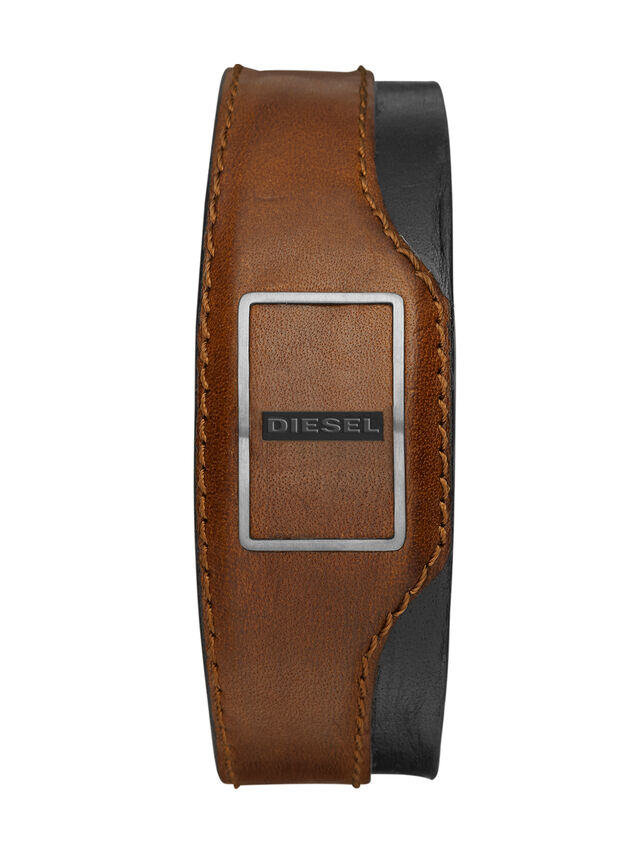 Diesel DA1202, Brown - Bracelets - Image 2