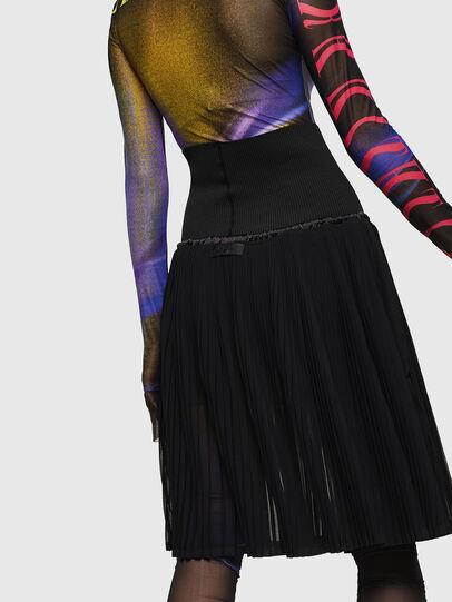 Diesel - O-ARIE, Black - Skirts - Image 2