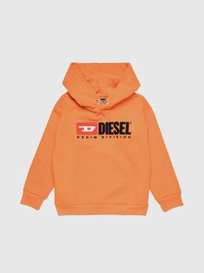 SDIVISION OVER, Orange - Sweaters