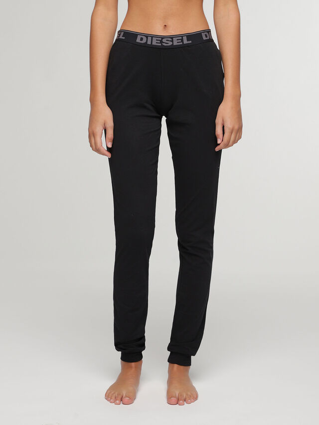 Diesel - UFLB-BABYX, Black/Grey - Pants - Image 1