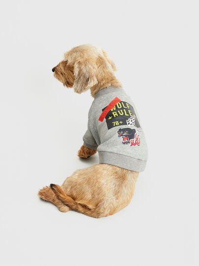 Diesel - PET-WOLF-GRY, Grey - Other Accessories - Image 2