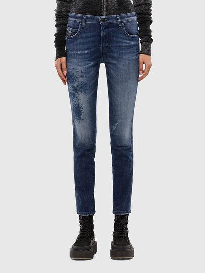 Diesel - Babhila 009JM, Dark Blue - Jeans - Image 1
