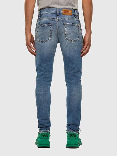 Diesel - D-Strukt 009GE, Medium blue - Jeans - Image 2