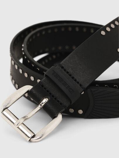 Diesel - B-LUGY, Black - Belts - Image 2
