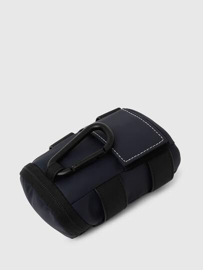 Diesel - SHOULDME, Dark Blue - Small Wallets - Image 4