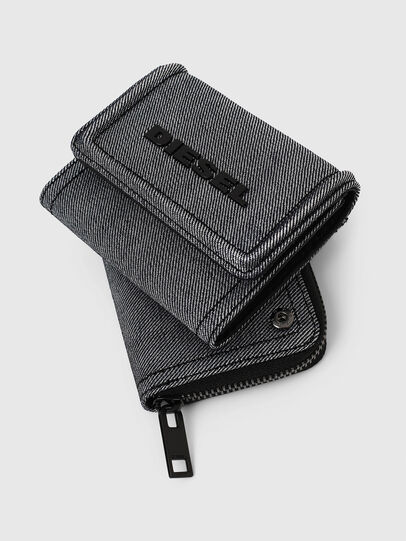 Diesel - LORY, Grey - Small Wallets - Image 5