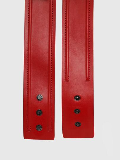 Diesel - B-INO, Fire Red - Belts - Image 3