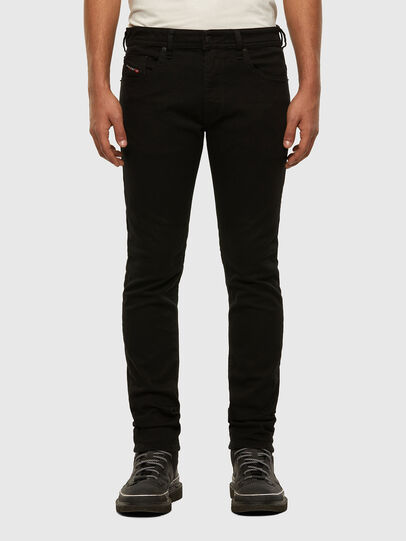 Diesel - Thommer 0688H, Black/Dark grey - Jeans - Image 1