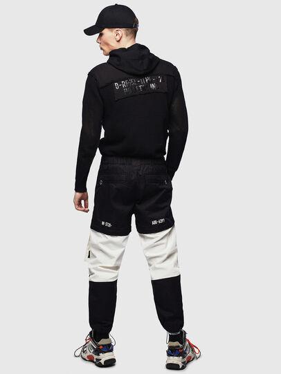 Diesel - K-CONNET, Black - Knitwear - Image 6
