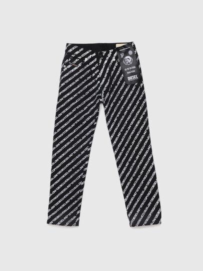 Diesel - MHARKY-J, Black/Dark grey - Jeans - Image 1