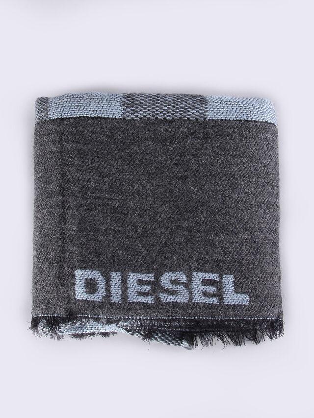 Diesel - SBLANKET, Anthracite - Scarf - Image 1