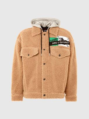 W-GARY, Beige - Winter Jackets