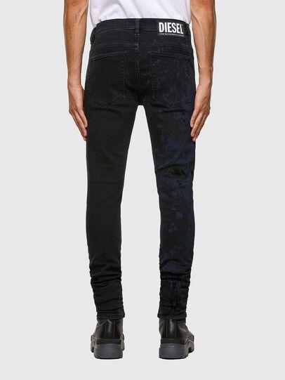 Diesel - D-Amny 009KQ, Blue - Jeans - Image 2