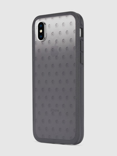 Diesel - MOHICAN HEAD DOTS BLACK IPHONE X CASE,  - Cases - Image 6