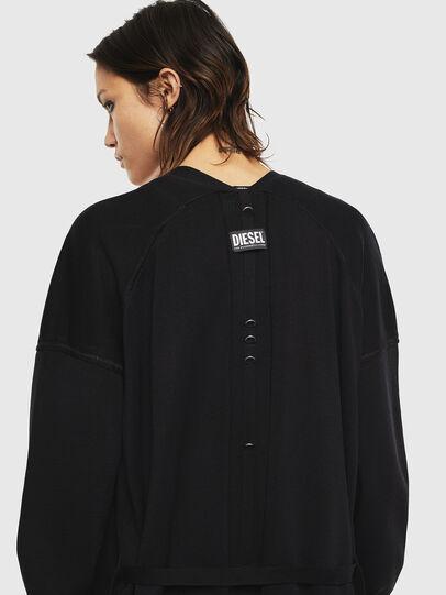 Diesel - M-JAPPY, Black - Knitwear - Image 4