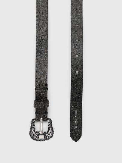 Diesel - B-TRIT, Black - Belts - Image 3