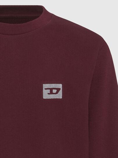 Diesel - UMLT-WILLY, Bordeaux - Sweaters - Image 3