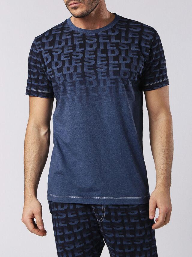 Diesel - UMLT-JAKE, Blue - T-Shirts - Image 1