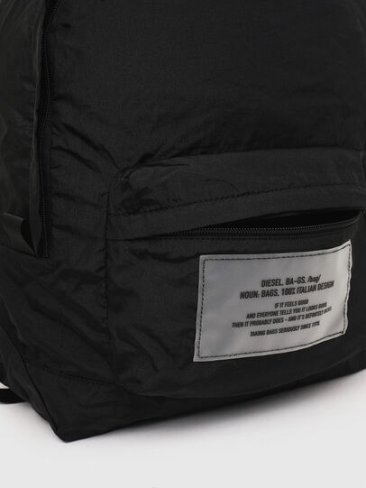 Diesel - BAPAK, Black - Backpacks - Image 4