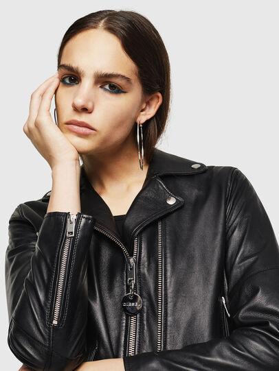 Diesel - L-LYFA,  - Leather jackets - Image 3