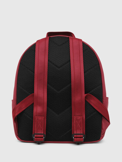 Diesel - F-BOLD BACK FL, Red - Backpacks - Image 2